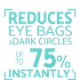 Diminish eye bags