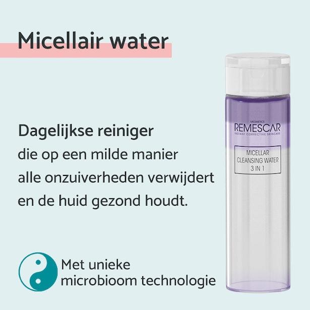 Remescar combipack micellair Water NL