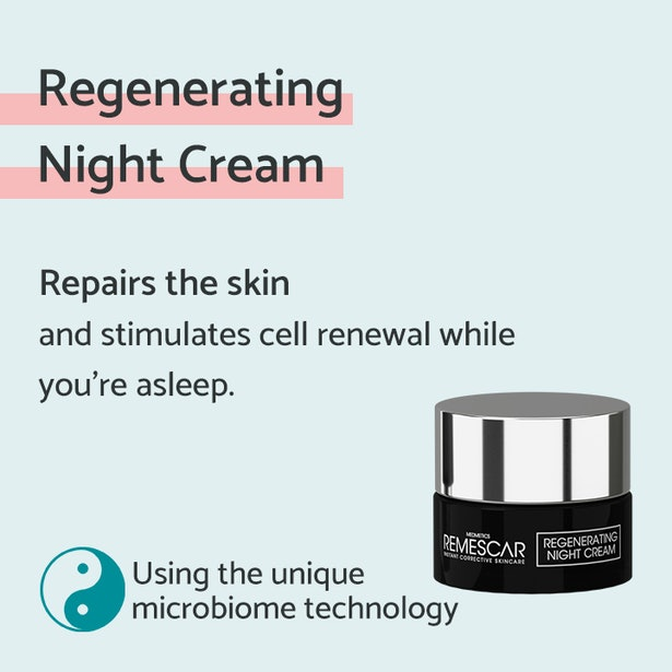 Remescar productpage Combi nightcream MF